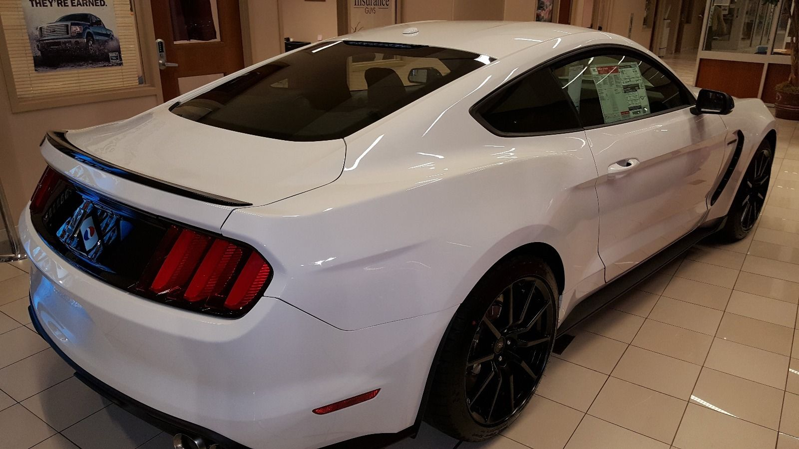 All Types mustang gt350 2016 : 2016 Ford Mustang GT350 - $67,459.99 - Attachments