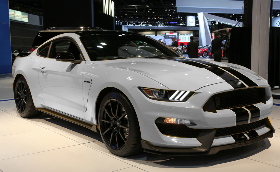 2017 Mustang Shelby Gt350 Black >> Mustang GT350 Avalanche Gray Photos - Page 3