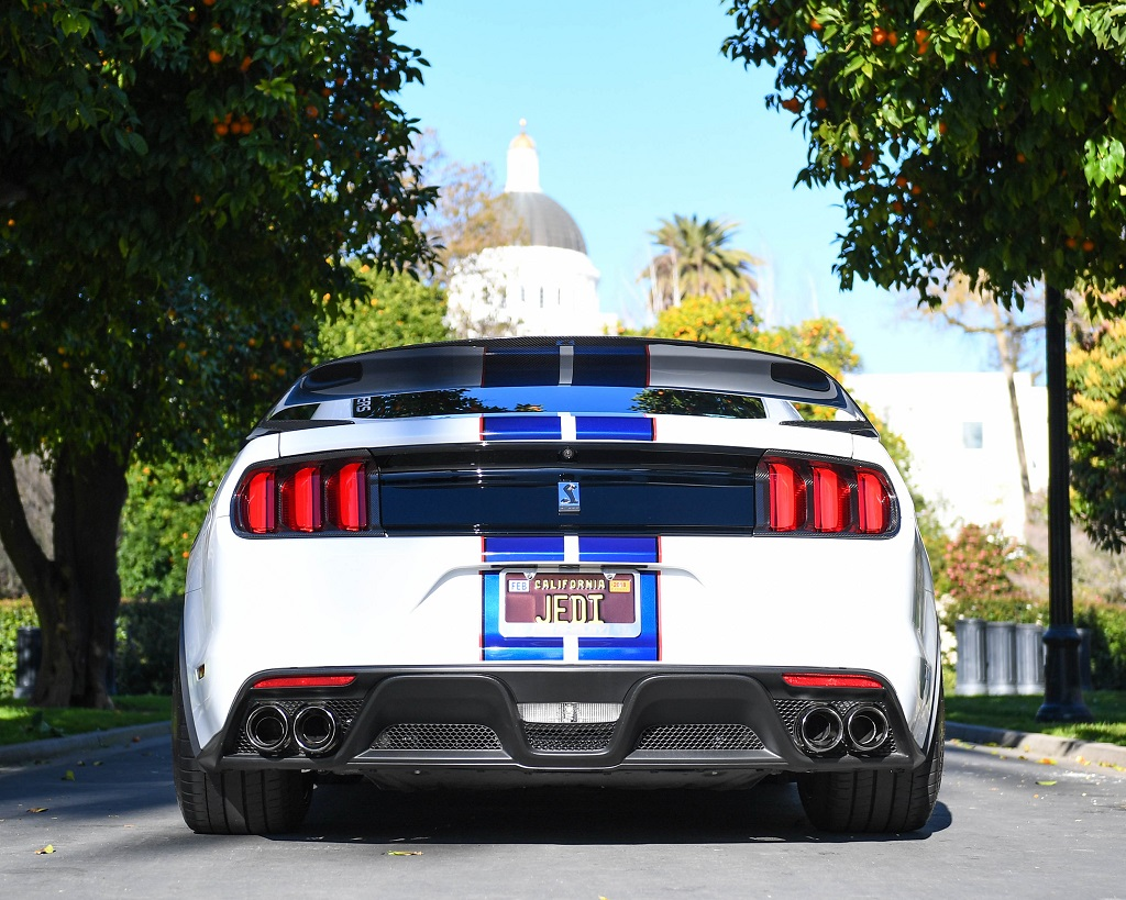 Let S See Your Custom License Plates For The Shelby Page 6